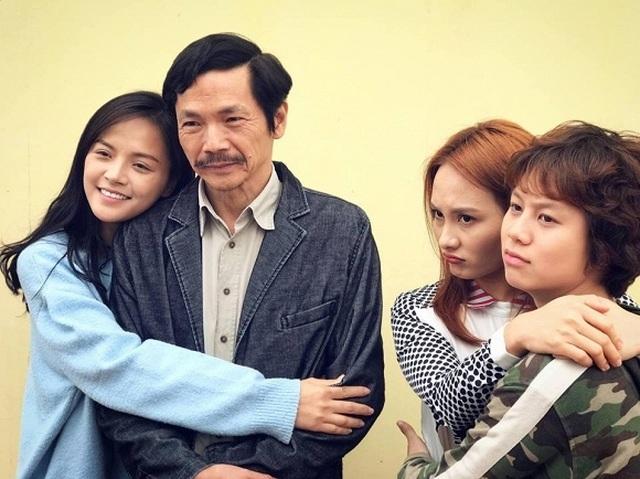 """NSƯT Trung Anh tiết lộ những cú tát """"trời giáng"""" khiến anh lo sợ trong """"Về nhà đi con"""" - 1"""
