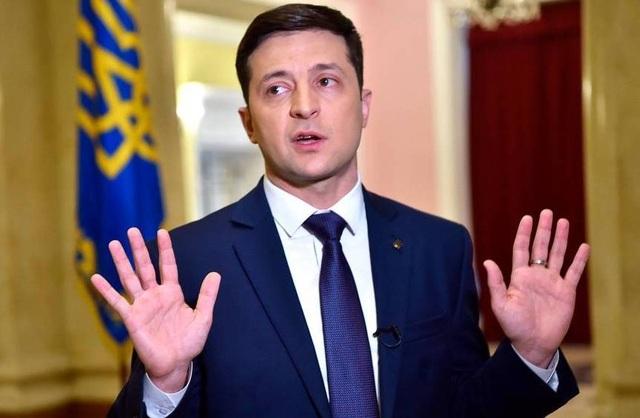 Đáp trả ông Putin, Tổng thống Zelensky tuyên bố Nga - Ukraine không có điểm chung - 1