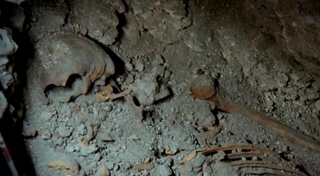 Phát hiện bộ xương của nữ hoàng Maya bí ẩn - 1
