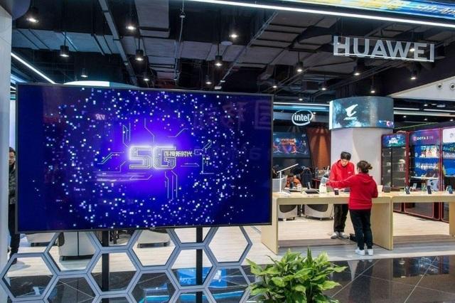 Huawei đặt lịch ra mắt TV 5G đầu tiên trên thế giới - 1