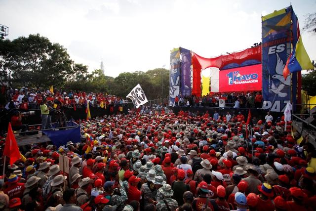 Cánh cửa hẹp cho phe đối lập sau đảo chính bất thành tại Venezuela - 3