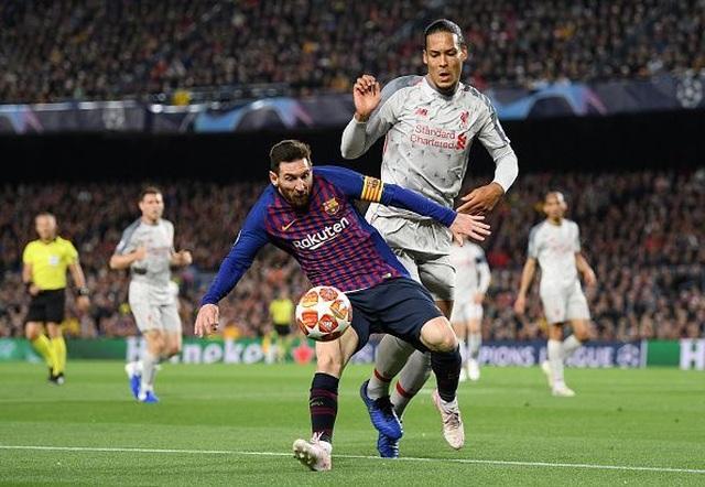 Van Dijk thừa nhận nỗi ám ảnh về Messi - 1