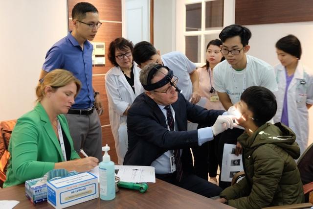 3 bệnh viện được hỗ trợ thành lập Trung tâm Phẫu thuật Sọ mặt và Tạo hình - 3