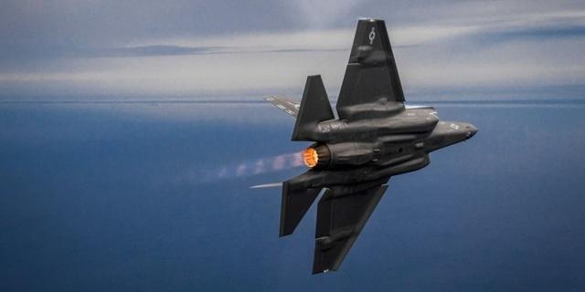 """Mỹ bổ sung tính năng giúp """"tia chớp"""" F-35 thêm sát thương khi không chiến - 1"""