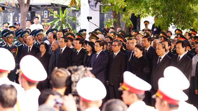 Lễ an táng Đại tướng, nguyên Chủ tịch nước Lê Đức Anh - 1