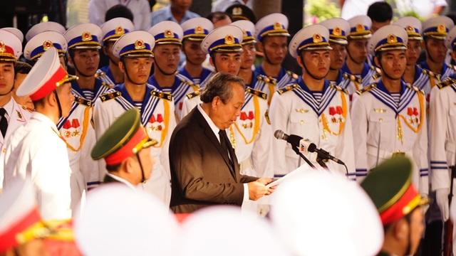 Lễ an táng Đại tướng, nguyên Chủ tịch nước Lê Đức Anh - 3