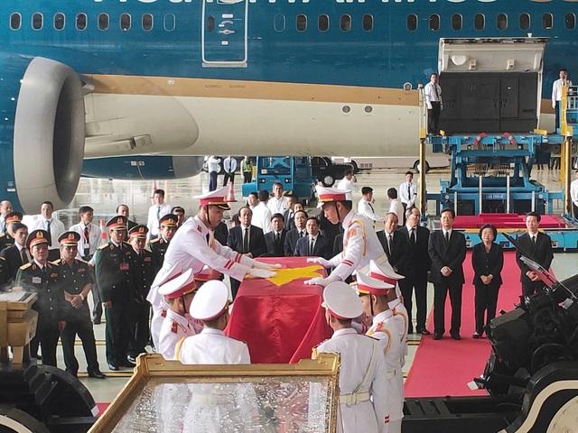 Lễ an táng Đại tướng, nguyên Chủ tịch nước Lê Đức Anh - 37