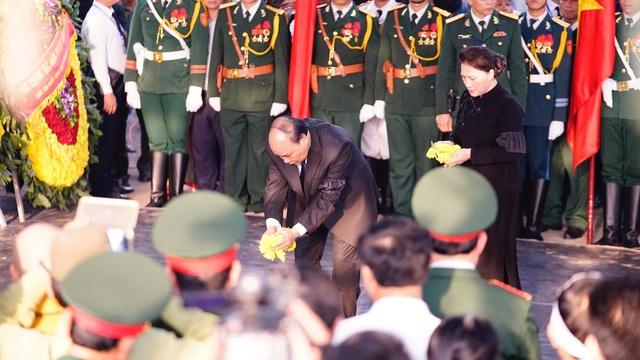 Lễ an táng Đại tướng, nguyên Chủ tịch nước Lê Đức Anh - 5
