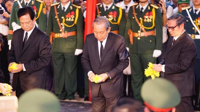 Lễ an táng Đại tướng, nguyên Chủ tịch nước Lê Đức Anh - 8