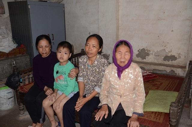 Hai bà cháu rau cháo nuôi nhau sau vụ tai nạn cướp đi sinh mạng bố mẹ bé 8 tuổi - 14