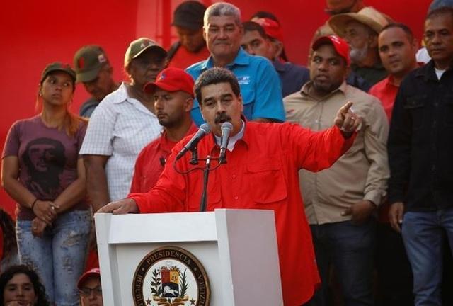 Nga - Mỹ quyết so găng ở Venezuela - 1