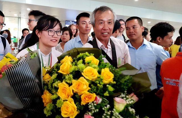 """Cô gái vàng Sinh học Việt Nam"""" nhận học bổng 7 tỷ đồng của Viện công nghệ danh giá thế giới - 2"""