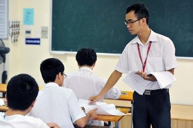 Đảm bảo an toàn cho cán bộ trường ĐH, CĐ tham gia tổ chức thi tại địa phương - 1
