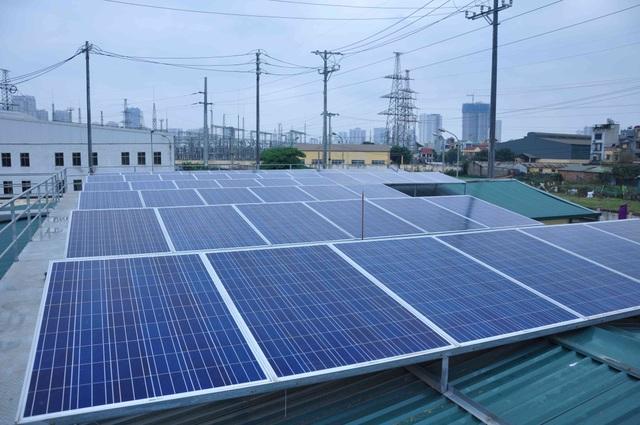 EVN HANOI cung cấp mẫu đăng ký bán Điện mặt trời áp mái - 2