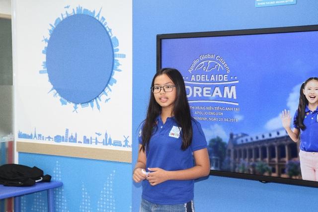Nguyễn Trà My - Cô bạn 12 tuổi và ước mơ trở thành nhà thiên văn học trên đất Úc - 3