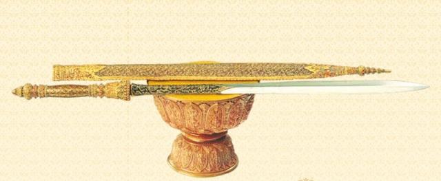 5 báu vật hoàng gia được trao trong lễ đăng cơ của Quốc vương Thái Lan - 3