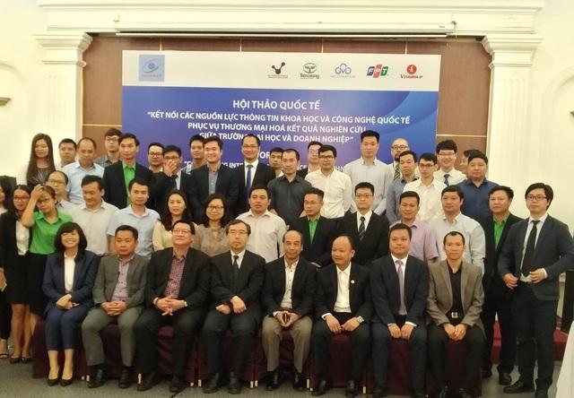 Kết nối các nhà khoa học của Nhật bản với giới khoa học và doanh nghiệp Việt - 1