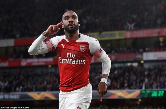Arsenal 3-1 Valencia: Cú đúp của Lacazette - 7