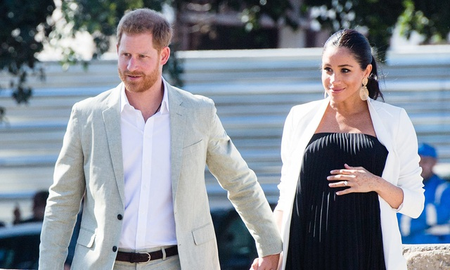 Nàng dâu Tây thêm một lần phá vỡ truyền thống của hoàng gia Anh  - 1
