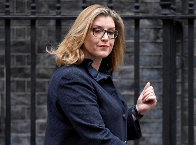 Chân dung nữ bộ trưởng quốc phòng đầu tiên trong lịch sử Anh - 1