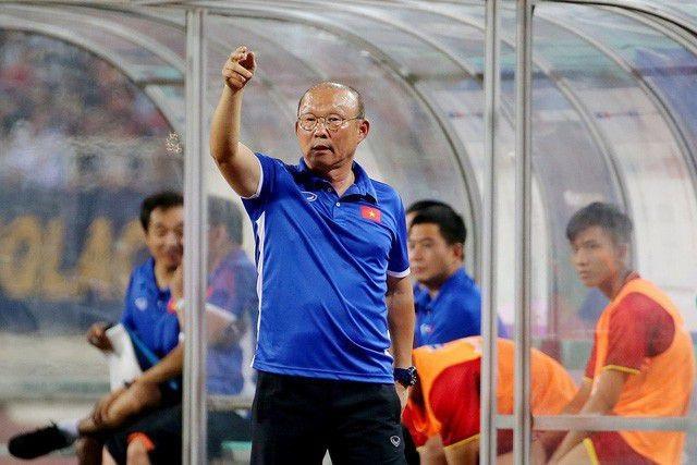 """HLV Park Hang Seo: """"HCV SEA Games là một thách thức lớn"""" - 1"""