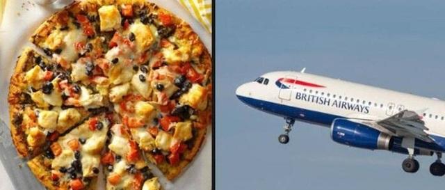 Giới siêu giàu Nigeria thi nhau đặt pizza ở Anh, ship về nước bằng máy bay hạng sang - 1