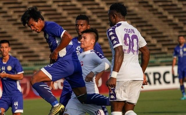 Quang Hải lọt top 5 cầu thủ xuất sắc nhất vòng bảng AFC Cup 2019