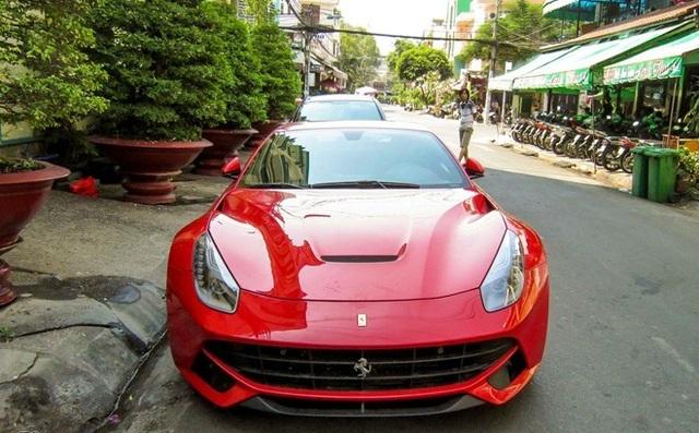 Sốc với những siêu xe về Việt Nam gánh phí hàng tỷ đồng - 5