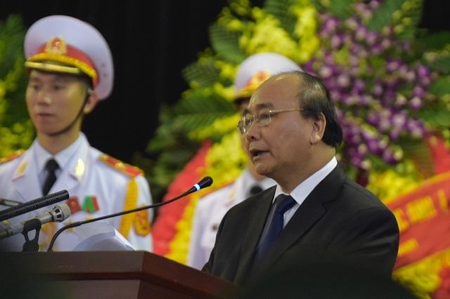 Thủ tướng: Mãi mãi nhớ vị tướng tài ba, đức độ, chí tình - 1