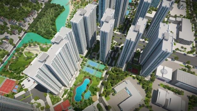 Vinhomes Smart City mang tới trải nghiệm chuẩn sống quốc tế - 1