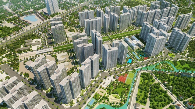 Vinhomes Smart City mang tới trải nghiệm chuẩn sống quốc tế - 2