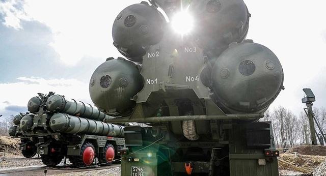 """Nga hoan nghênh Thổ Nhĩ Kỳ định tham gia chế tạo """"rồng lửa"""" S-500  - 1"""