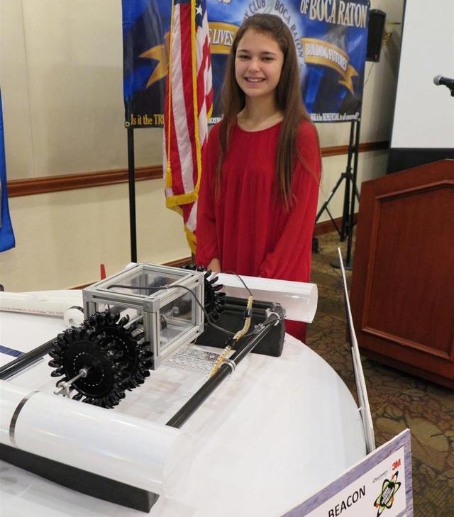 4 nhà phát minh tuổi teen có thể làm thay đổi thế giới trong tương lai - 3