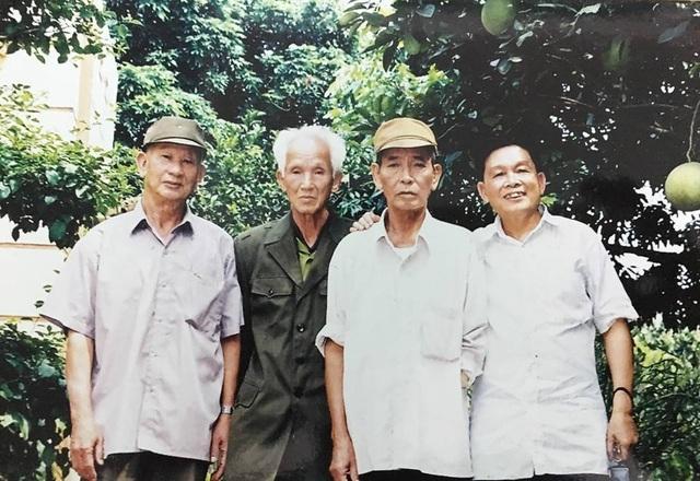 Chiến sỹ Điện Biên kể chuyện - 4