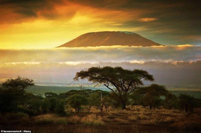 Bộ ảnh tuyệt mỹ về kì quan thiên nhiên thế giới - 1