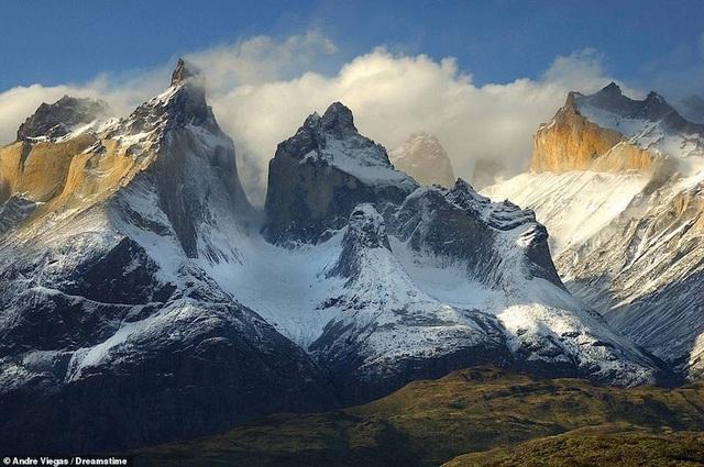 Bộ ảnh tuyệt mỹ về kì quan thiên nhiên thế giới - 3