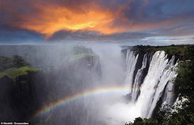 Bộ ảnh tuyệt mỹ về kì quan thiên nhiên thế giới - 5