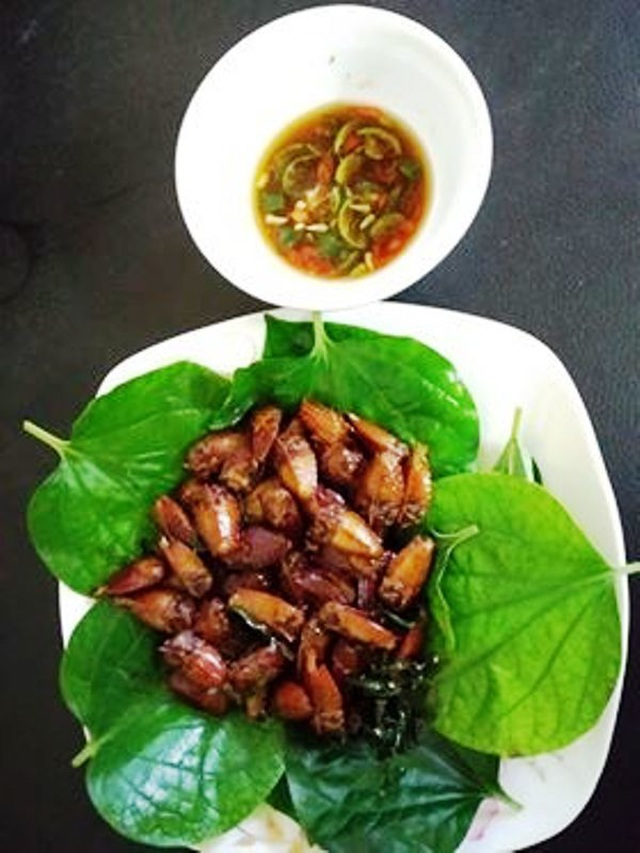"""Những món đặc sản nhiều người nhìn đã """"sởn da gà"""" ở Ninh Bình - 10"""