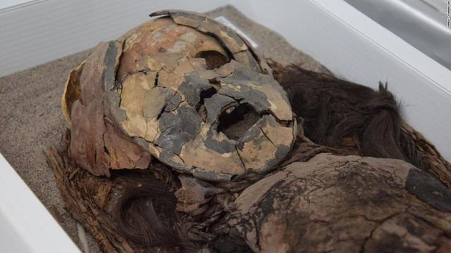 Phát hiện các xác ướp cổ nhất trên thế giới - 1
