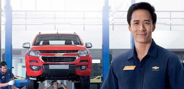 """Dịch vụ chăm sóc """"5 sao"""" giúp chủ xe Chevrolet an tâm - 2"""