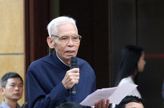 Cử tri Hà Nội: Mong lắm Tổng Bí thư, Chủ tịch nước mau bình phục - 3
