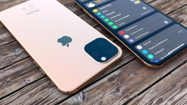 Ngắm iPhone 11 và 11 Max với cụm camera siêu dị - 1