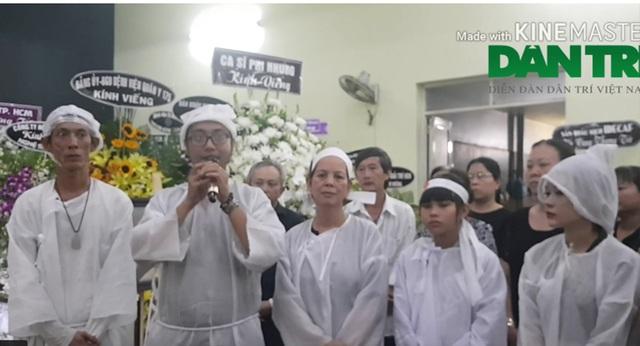 Gia đình Lê Bình trao 100 triệu ủng hộ nghệ sĩ nghèo theo di nguyện của ông  - 1