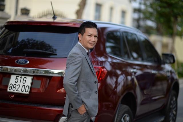 Những bật mí của vị chủ tịch triệu đô không sở hữu chiếc xe nào - 1