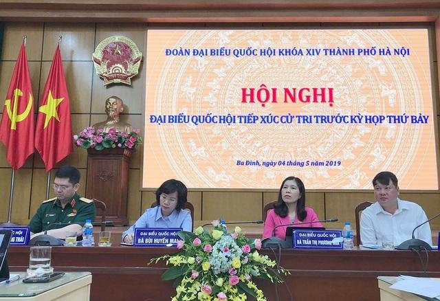 Cử tri Hà Nội: Mong lắm Tổng Bí thư, Chủ tịch nước mau bình phục - 1