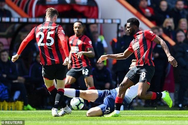 Nhìn lại tình huống Tottenham thất bại vì 2 chiếc thẻ đỏ oan nghiệt - 8
