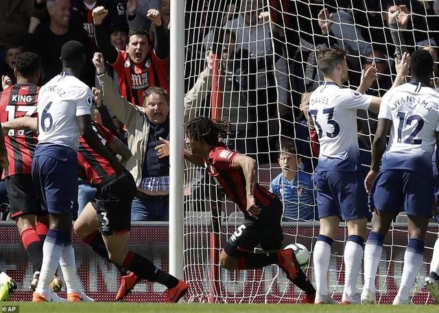 Nhìn lại tình huống Tottenham thất bại vì 2 chiếc thẻ đỏ oan nghiệt - 13