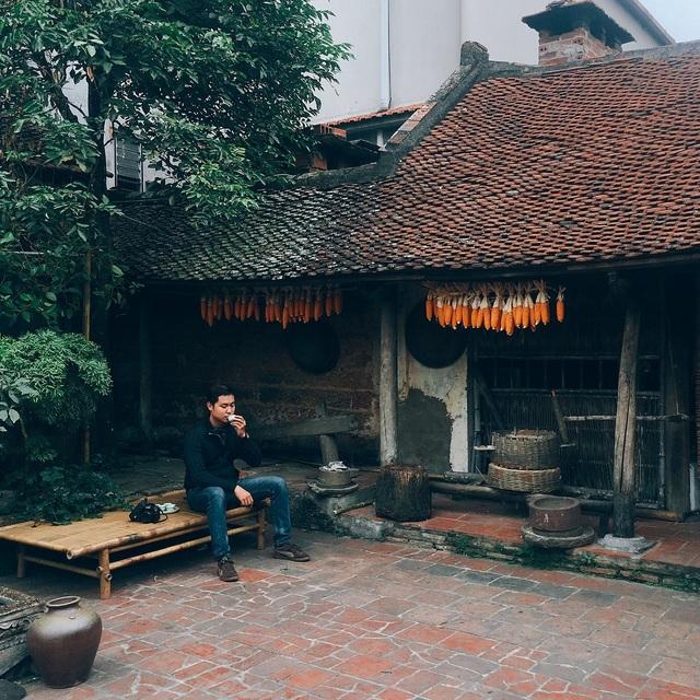 Khám phá ngôi làng lưu giữ 900 ngôi nhà cổ ngay gần Hà Nội - 8