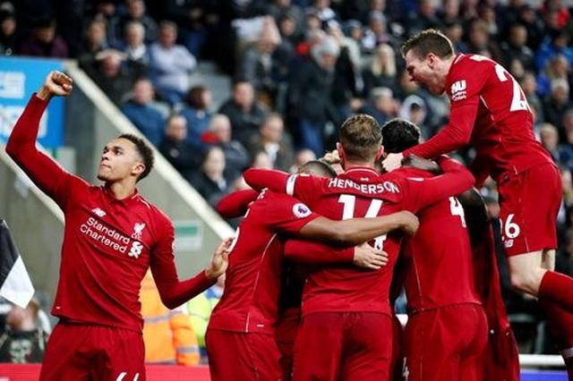 Newcastle 2-3 Liverpool: Chiến thắng khó khăn - 3