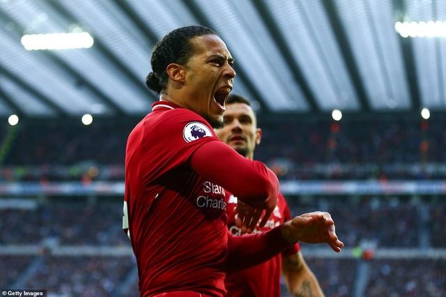 Newcastle 2-3 Liverpool: Chiến thắng khó khăn - 4